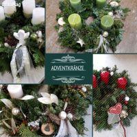 Weihnachten_Adventkränze